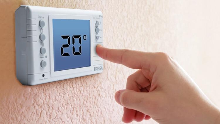 Consejos para mantener el hogar calefaccionado a 20°