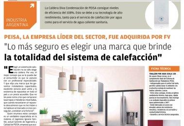 Suplemento Casa Nueva. Entrevista a PEISA.