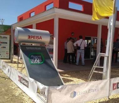 PEISA Main sponsor Agro Steel - Expoagro 2018
