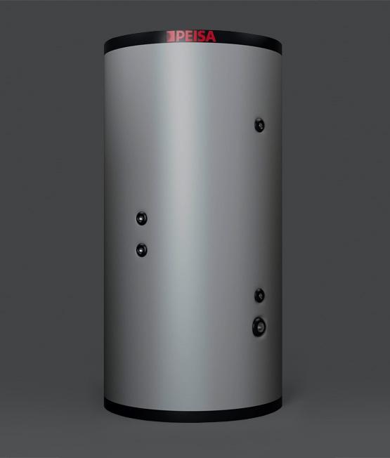 Tanque Acumulador de Acero Inoxidable -grande