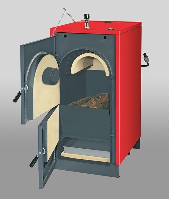 Caldera a le a peisa for Calderas para calefaccion central a lena