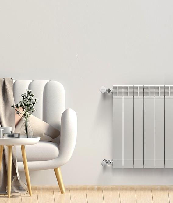 radiadors Deco - ambientada